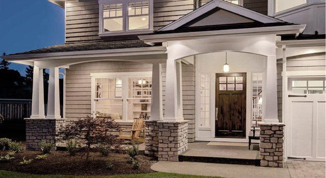smart home fogadó fény