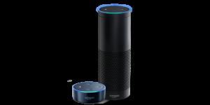Hangvezérlés Amazon Echo